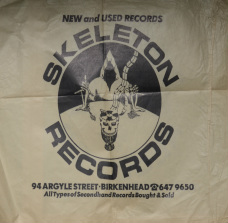 Merseyside S To Z British Record Shop Archive